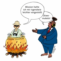 Missionseifer