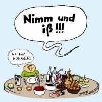Nimm und iss