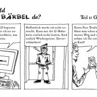 Klaus Bärbel (Comicreihe)