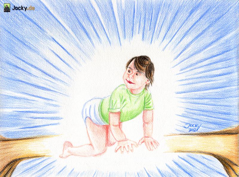 Übergangsphase: Sei wie ein Baby