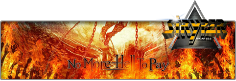 No more hell to pay