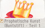 Prophetische Kunst (Buntstift)
