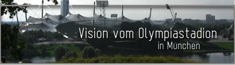 Vision vom Olympiastadion