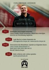 Fundraising: Martin Dreyer