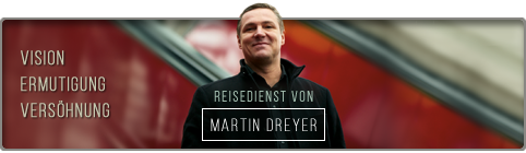 Fundraising Martin Dreyer