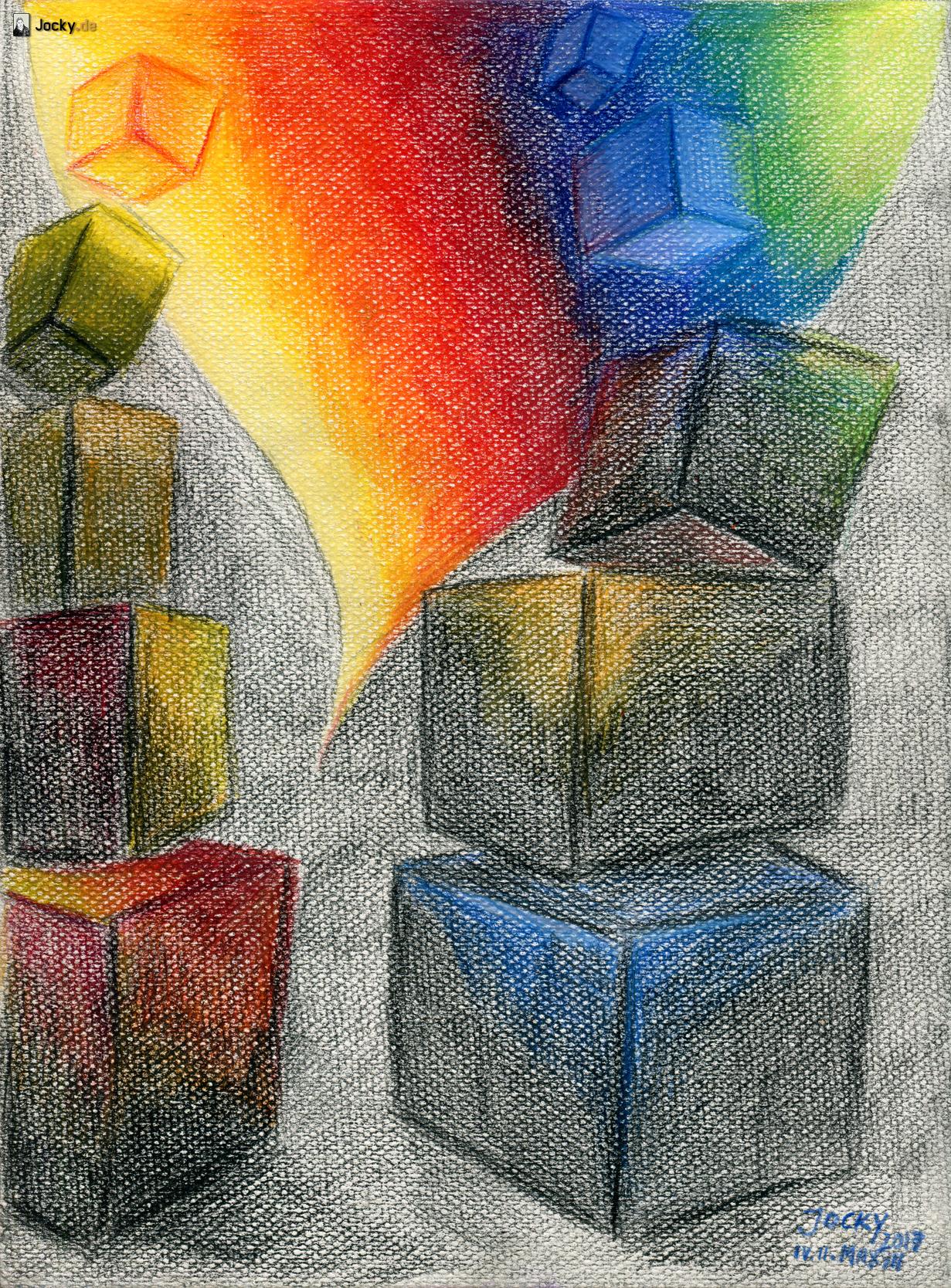 Farbendurchbruch