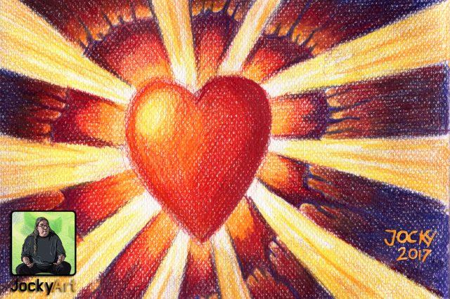Liebe bricht sich Bahn